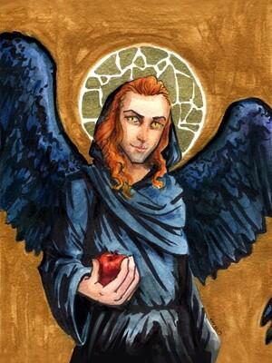 Ineffable Byzantine Crowley Print 5x7