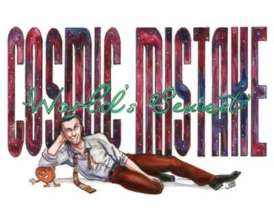 Cosmic Mistake Loki Print 5x7