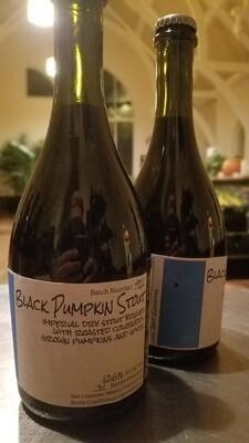 Black Pumpkin Stout