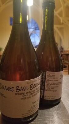 Orange Basil Belgian