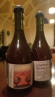 Cranberry Belgian