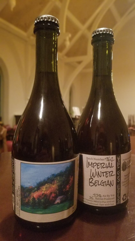 Imperial Winter Belgian