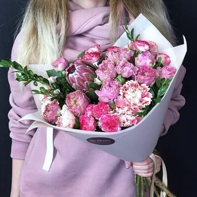 Букет Pink #1