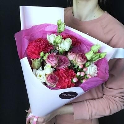 Букет Pink #4