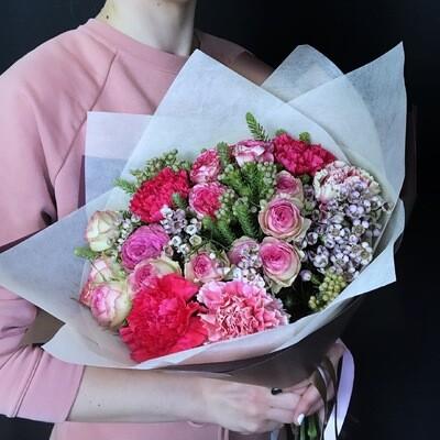 Букет Pink #5