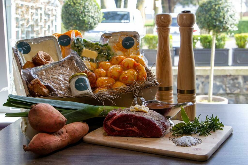Sunday Lunch | DIY Box for 4