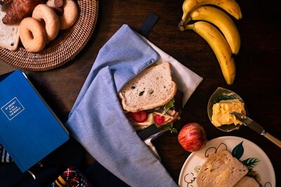 Foodwrap Blauw