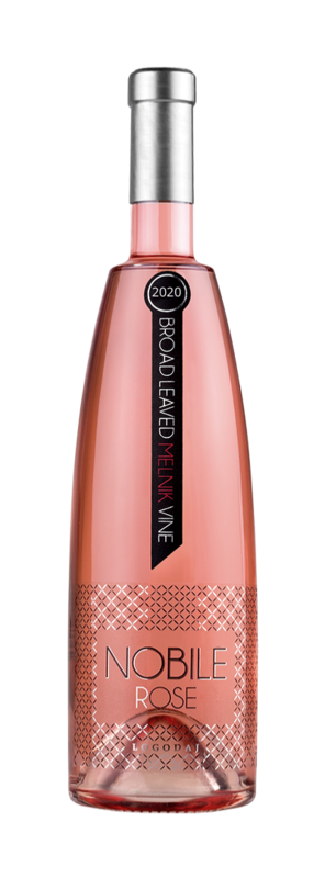 НОБИЛЕ Розе 2020 0,75л