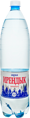 Вода Артезианская питьевая aqua ИРЕНДЫК™ премиум