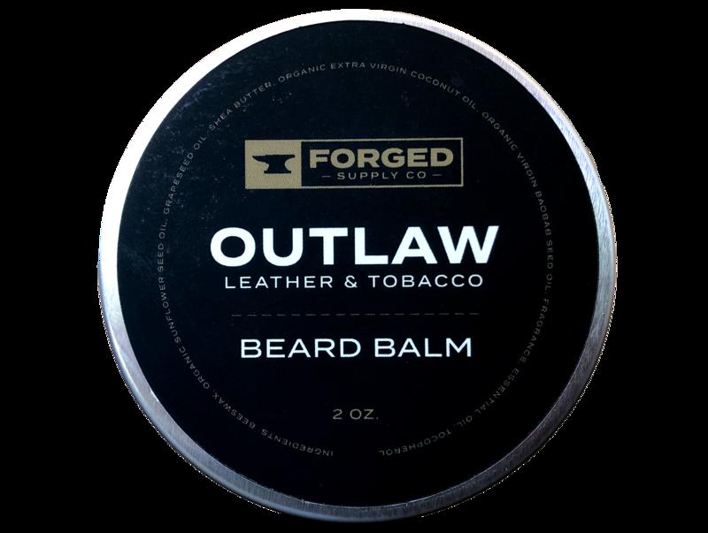 Outlaw Beard Balm