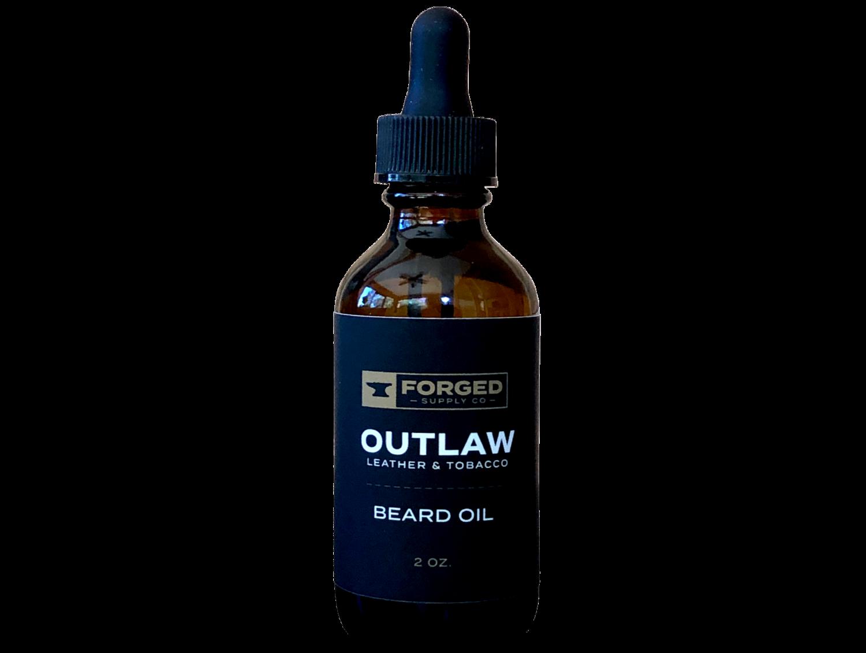 Outlaw Beard Oil