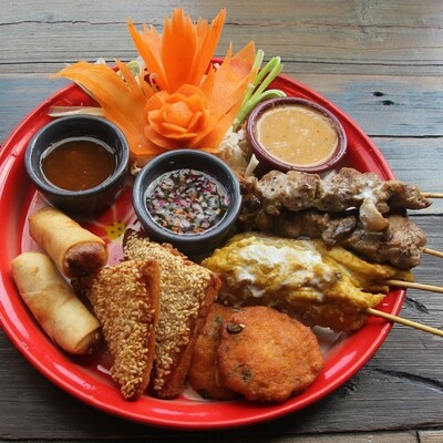 Tanyalak Mixed Platter