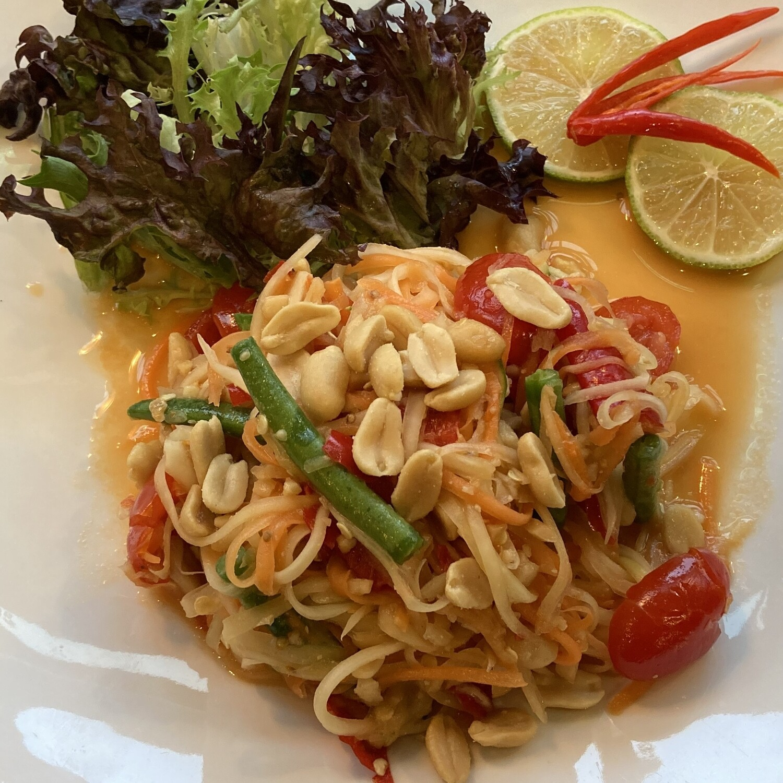 Som Tam Thai - Vegetarian