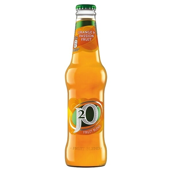 J2O Orange & Passion Fruit