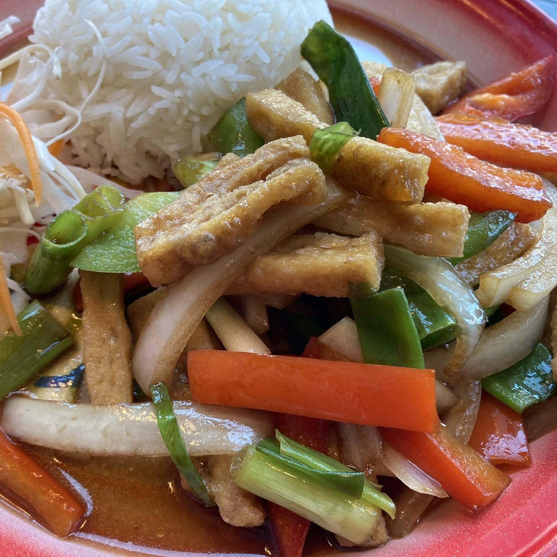 Phad Tofu