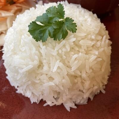 Boiled jasmine rice