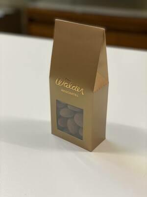 Amandes chocolat (grand paquet) 200 gr.
