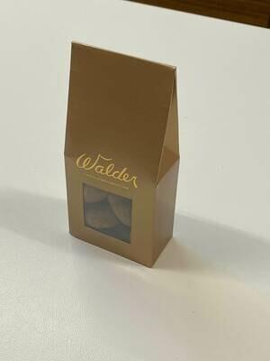 Amandes chocolat (petit paquet) 100 gr.