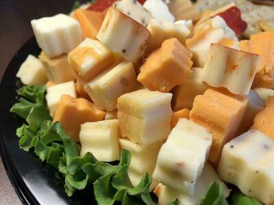 Cheese & Cracker Trays