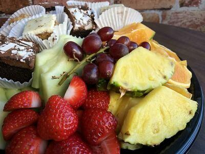 Dessert/Fruit Combo