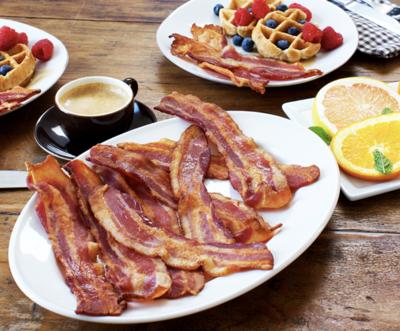Sliced Bacon (5kg)
