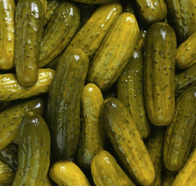 Pickles, Pickles and More Pickles
