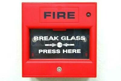 fire alarm emergency call point