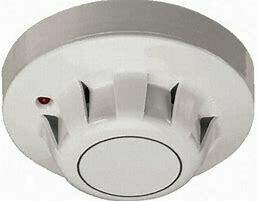 smoke detector for fire alarms