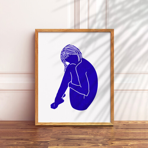 Self-Love 01 Blue