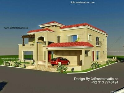 Affordable Best Residential Designers near you   Spanish House Plan