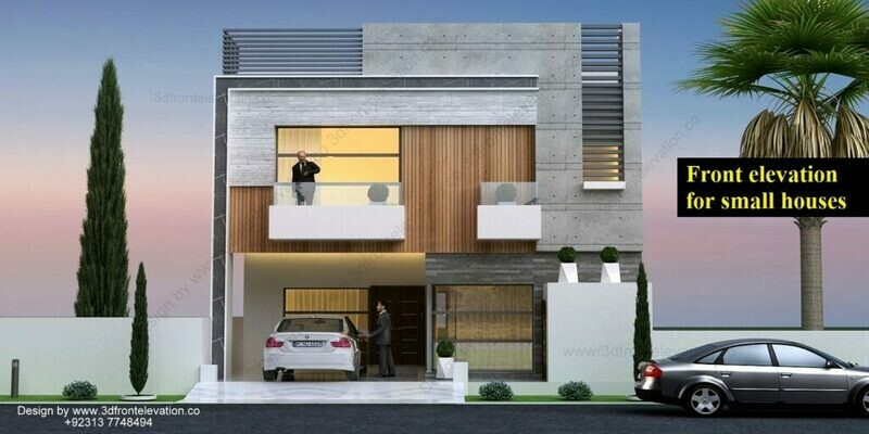 5 Marla House Map | 7 Marla House Design