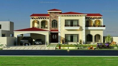 Beautiful House Design By Best House Designer