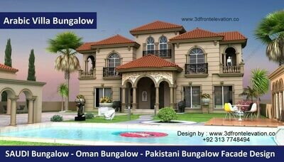 Mediterranean House Design   Bungalow House Design