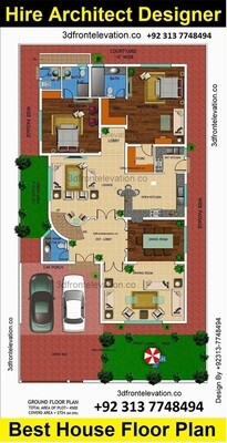 Architect near me for New House Plan
