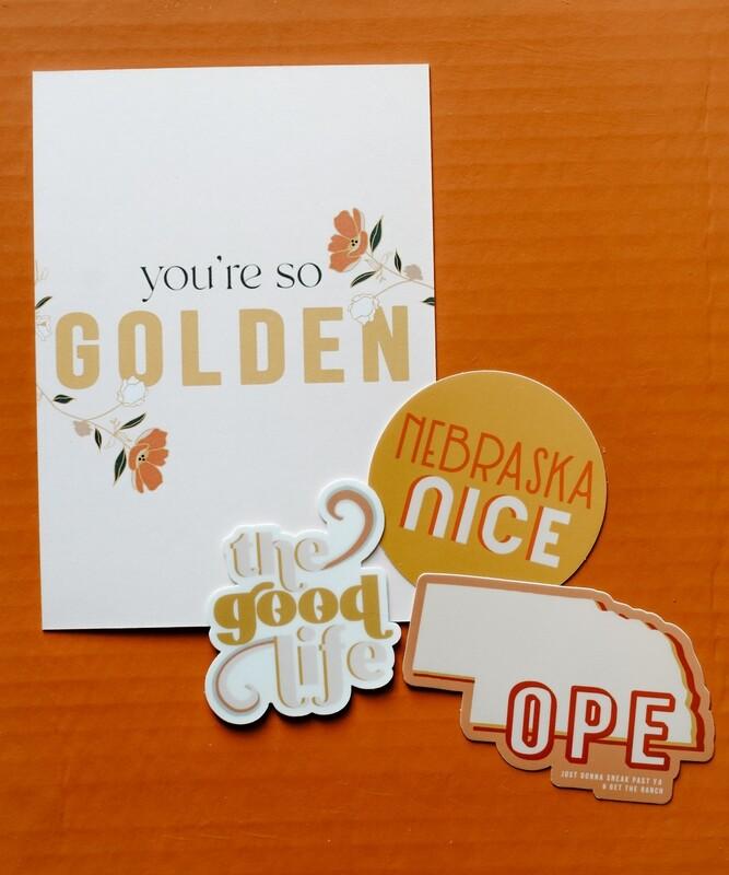 'Golden' pack
