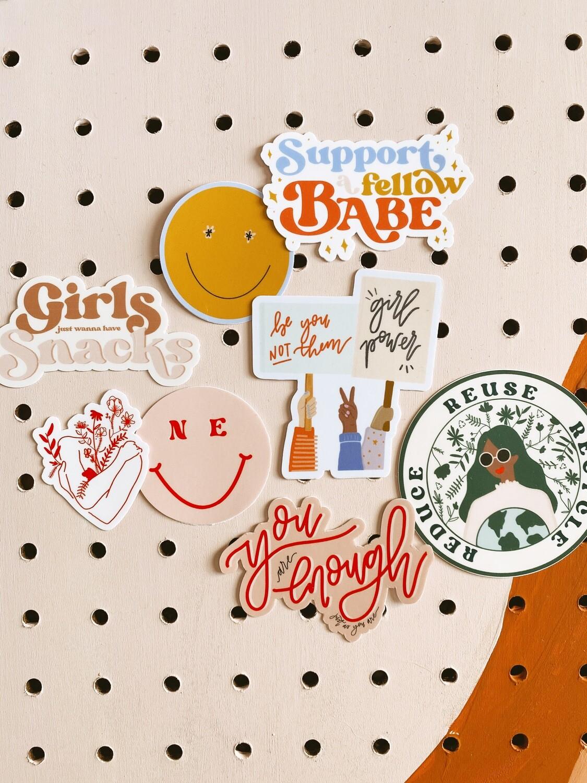 Sticker pack (3)