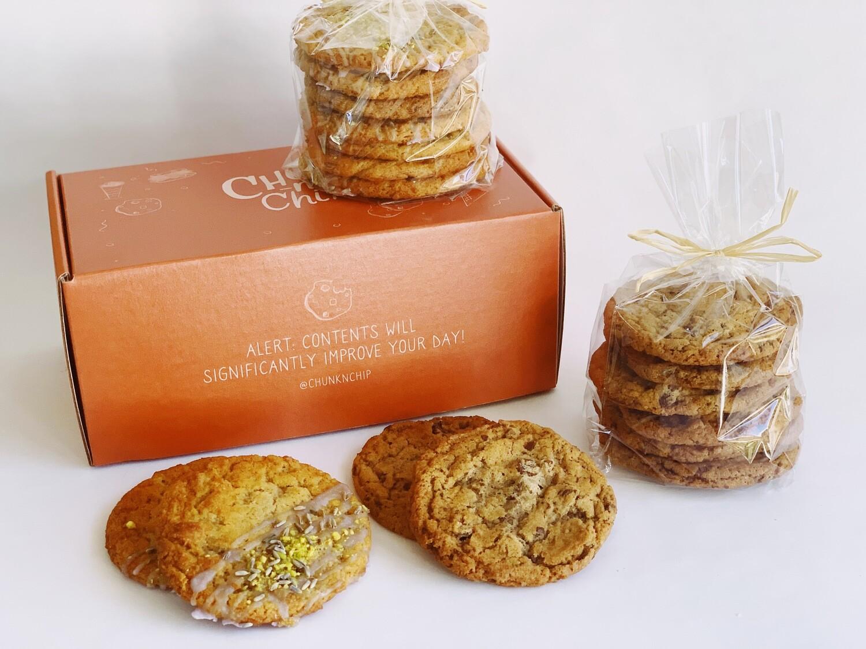 Cookie Box - 14 Cookies