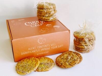 Cookie Box - 28 Cookies
