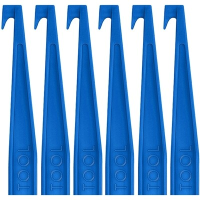 60 BULK UNPACKAGED OUTIE TOOLS - 60 SKY BLUE