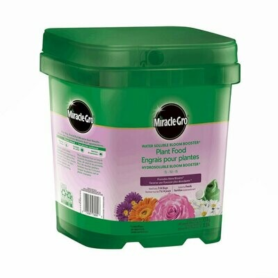 Miracle Gro 15-30-15 Water Soluble Plant Food