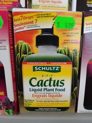 Schultz Cactus Liquid Plant Food 150g