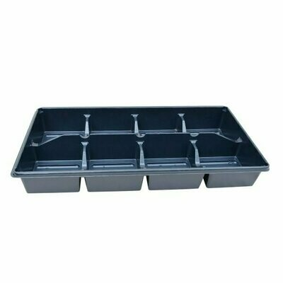 8 Pocket 10x20 Tray