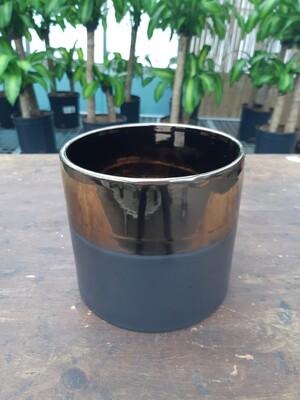 Copper/Brown Dolomite Pot Cover