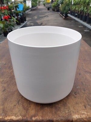 White Kendall Pot Cover