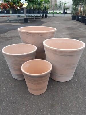 Italian Clay Pot - Terra Cotta