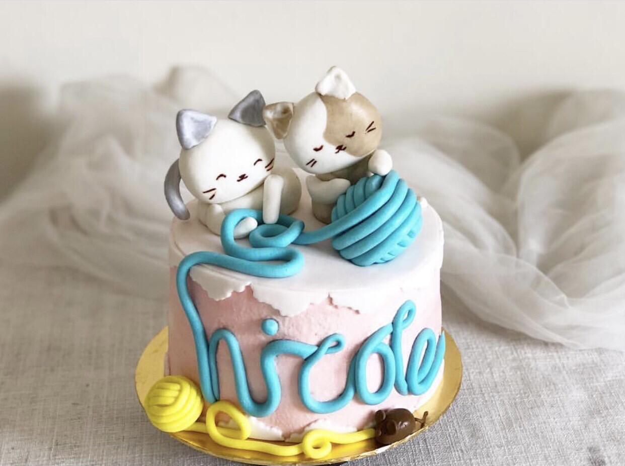 Cat Cake 3