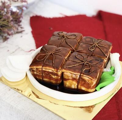 Delicacy Cake - Braised Pork