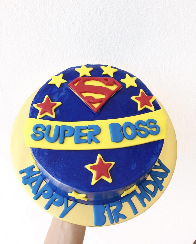 Marvel Avengers Superhero Superman Dad