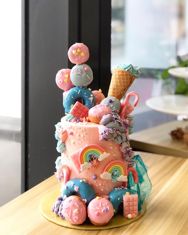 Wonderland Sweet tooth 2