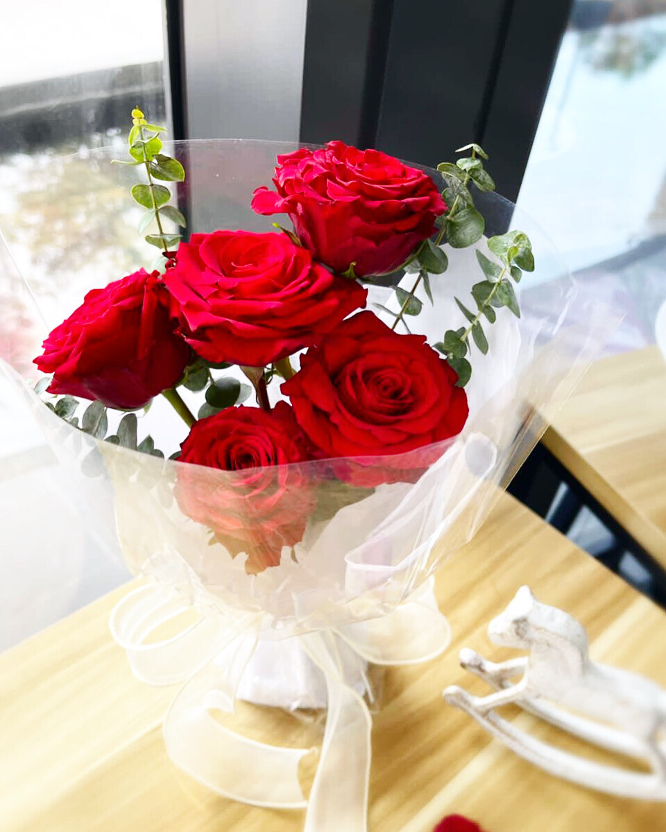 Bouquet / Box - Red Rose